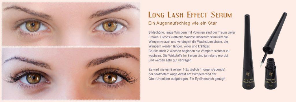 Dr. Juchheim Longlash Effektserum