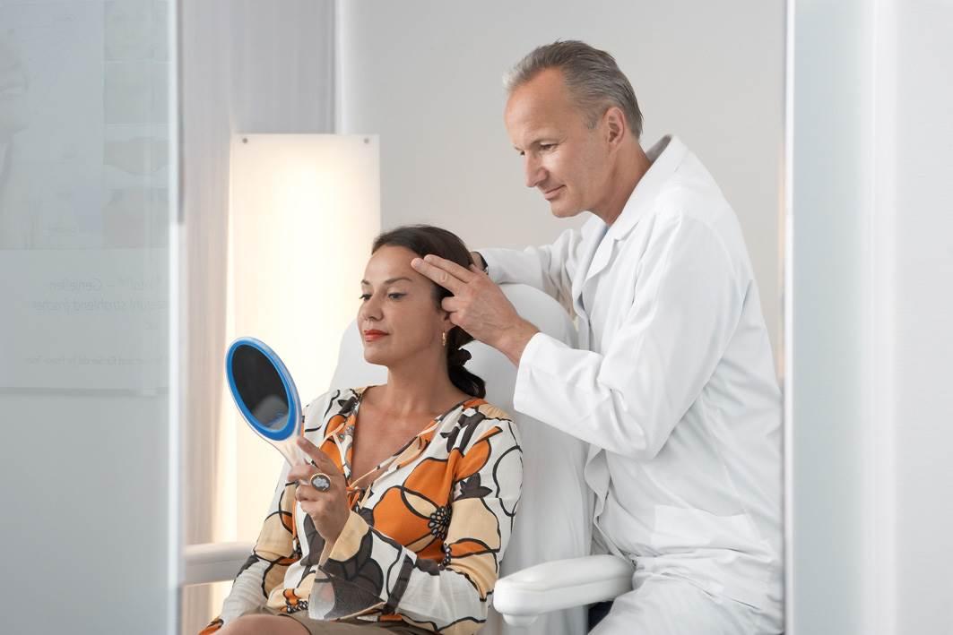 Klinik Tiefenbrunnen Partner Palm Beach Studio Pfäffikon bei Zürich